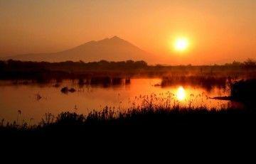 母子島の朝焼け.jpg
