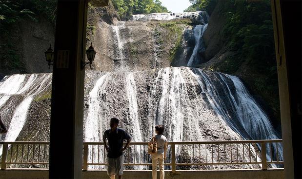 袋田の滝ジオサイト