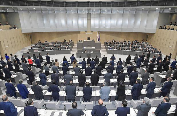 東京都議会本会議