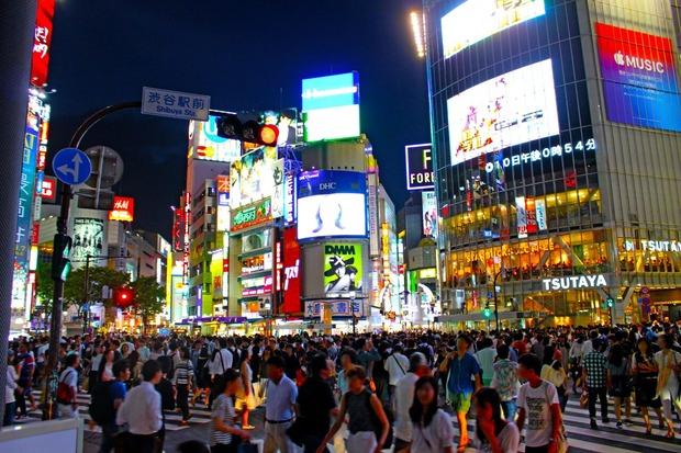 夜の観光のイメージ