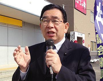 憲法記念日に井手よしひろ県議