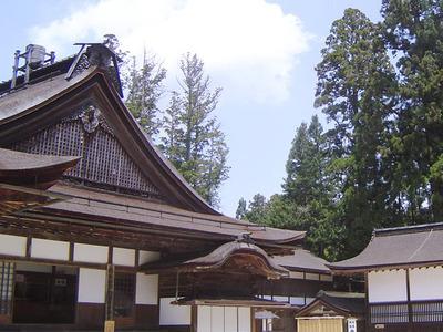 奥の院金剛峰寺