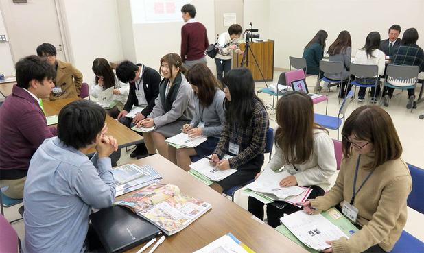 茨城県のインターシップ説明会