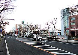 070101多賀市民プラザ前横断歩道要望箇所