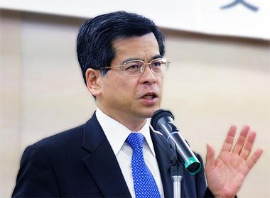石井啓一公明党政調会長