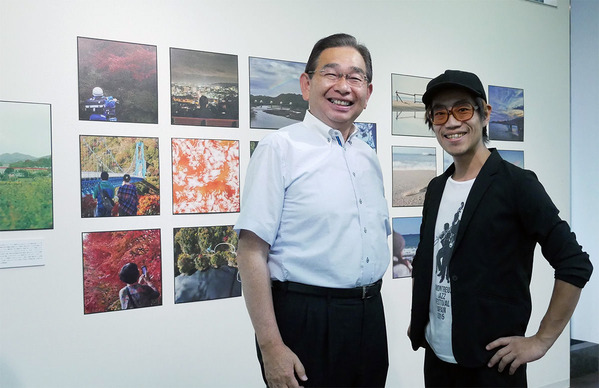 写真展「回顧」〜公式記録係が見たKENPOKU〜