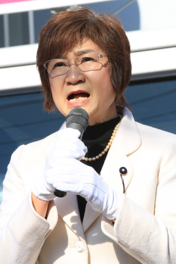 田村けい子候補