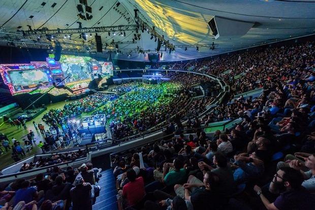 eスポーツの世界大会