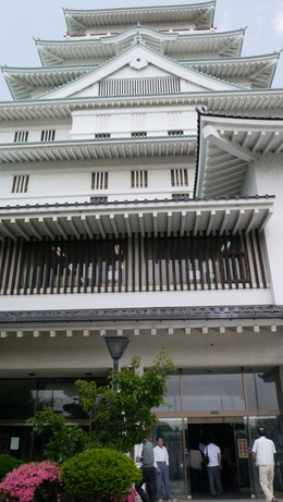 豊田城で県議会報告