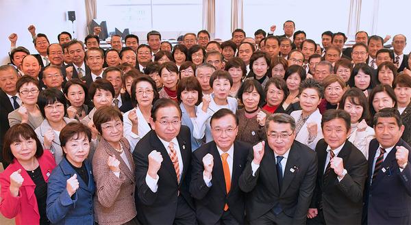 公明党茨城県本部議員総会