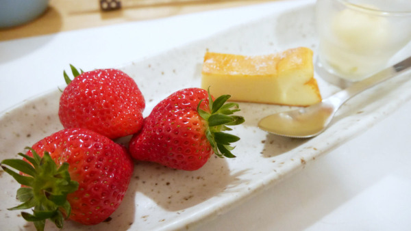 村田農園のイチゴ