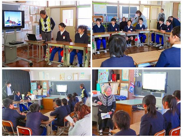 茨城県内小学校でのがん教育