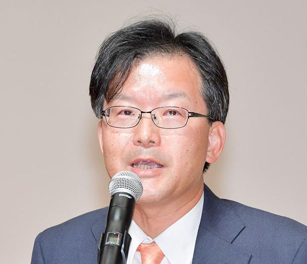 村本しゅうじ県民運動局次長