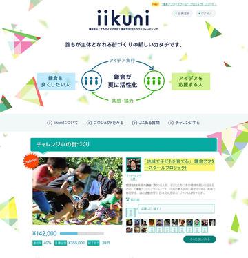 iikuniのホームページ