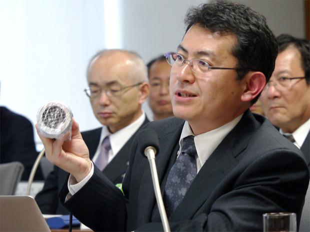 田内広・茨城大学大学院理工学研究科教授