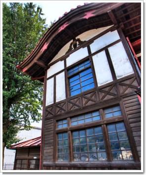 日立武道館(旧共楽館)