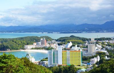 和歌山の風景