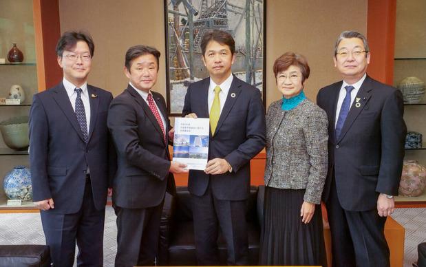 茨城県議会の政策要望