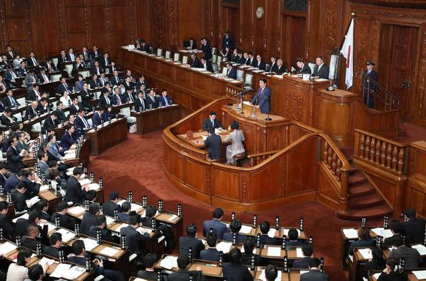 衆議院本会議