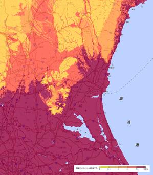 確率論的地震動予測地図