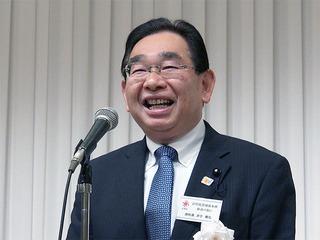 井手よしひろ茨城県本部代表(茨城県議会議員)