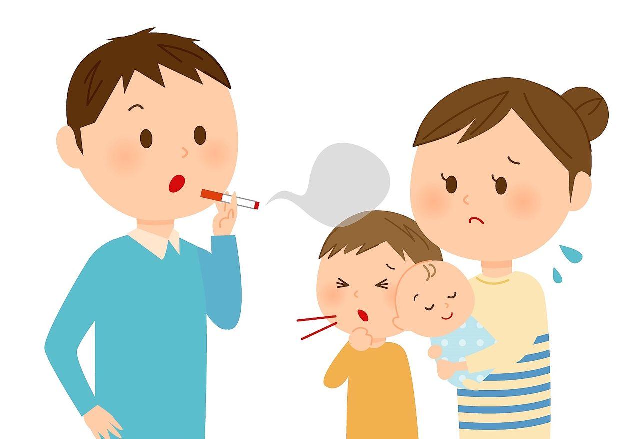 受動喫煙対策を強化、公共施設の...