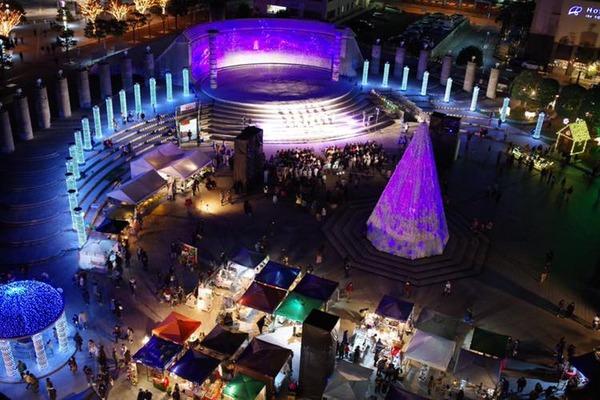 ひたちクリスマスマーケット