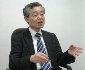 盛山和夫関西大学教授