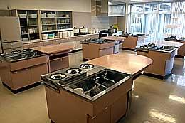 十王総合福祉センター調理室