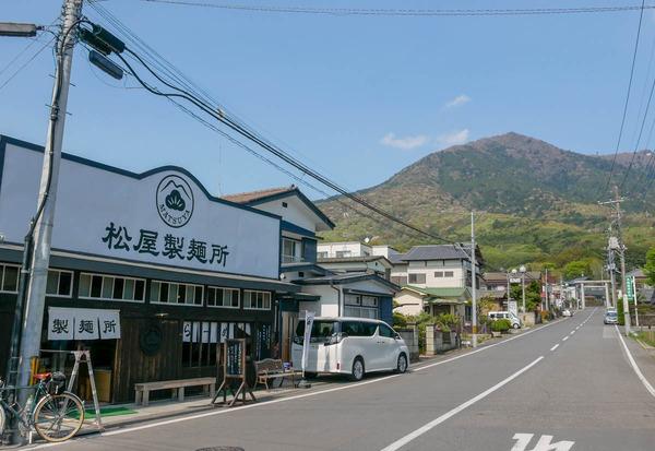 筑波山登山口