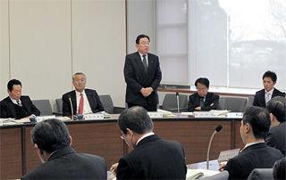 文教治安委員会での質疑(1月20日)