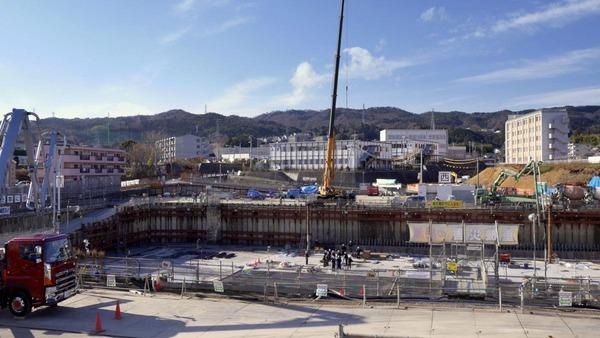 日立市役所新庁舎建設工事