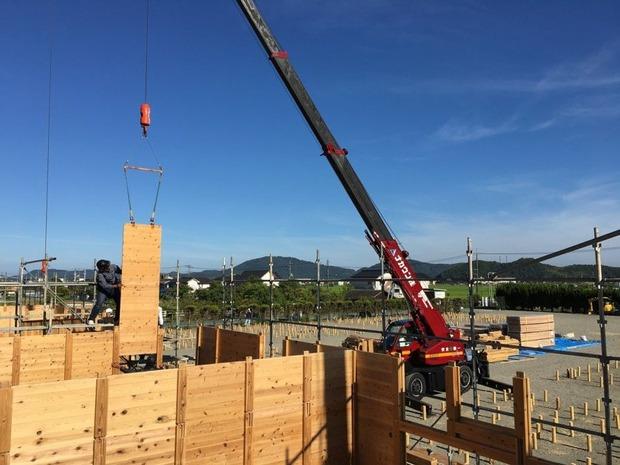 板倉住宅の移設