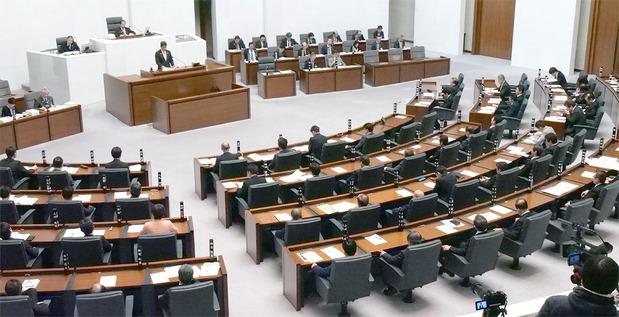 茨城県議会