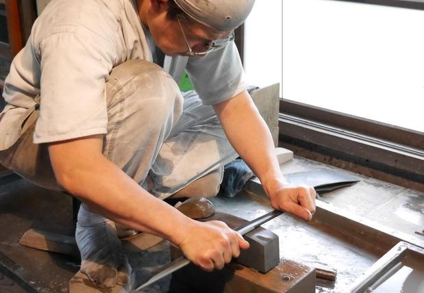 日本製鋼「瑞泉鍛刀所」