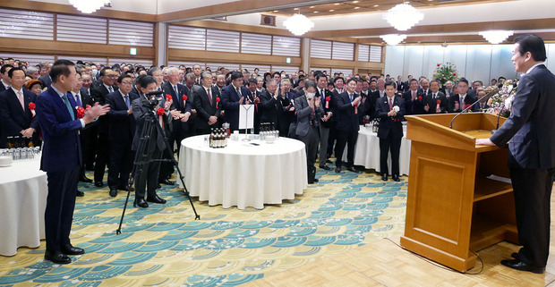 公明党茨城県本部新春の集い2019