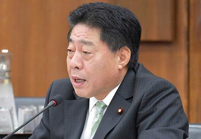 北川副代表の意見表明