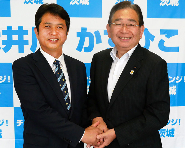 大井川かずひこ氏を推薦決定