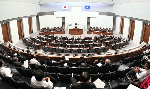 茨城県議会臨時会