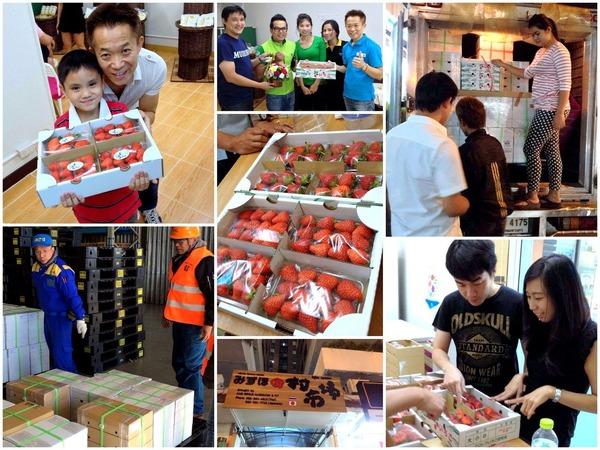 みずほ産直市場:タイ・バンコク店