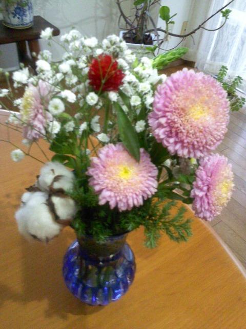 花の暮らし