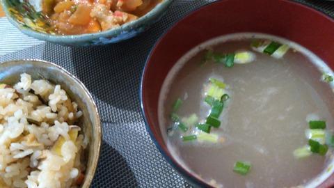 しょうがスープ1