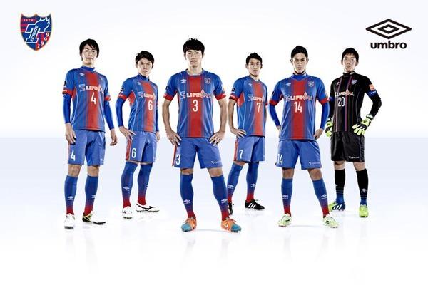 FC東京が2015シーズン新ユニフォームを発表 サプライヤーはアンブロに
