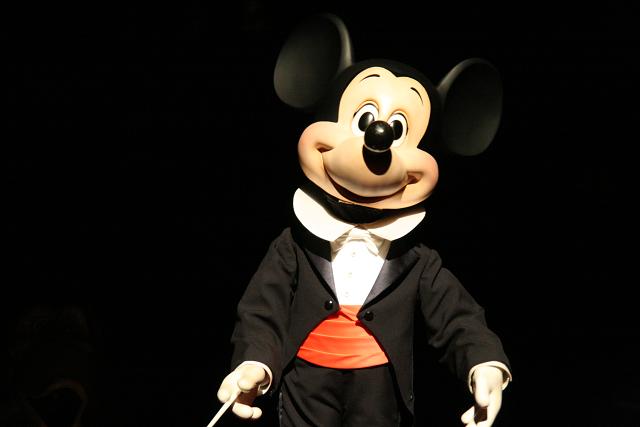 レビュー ミッキー マウス