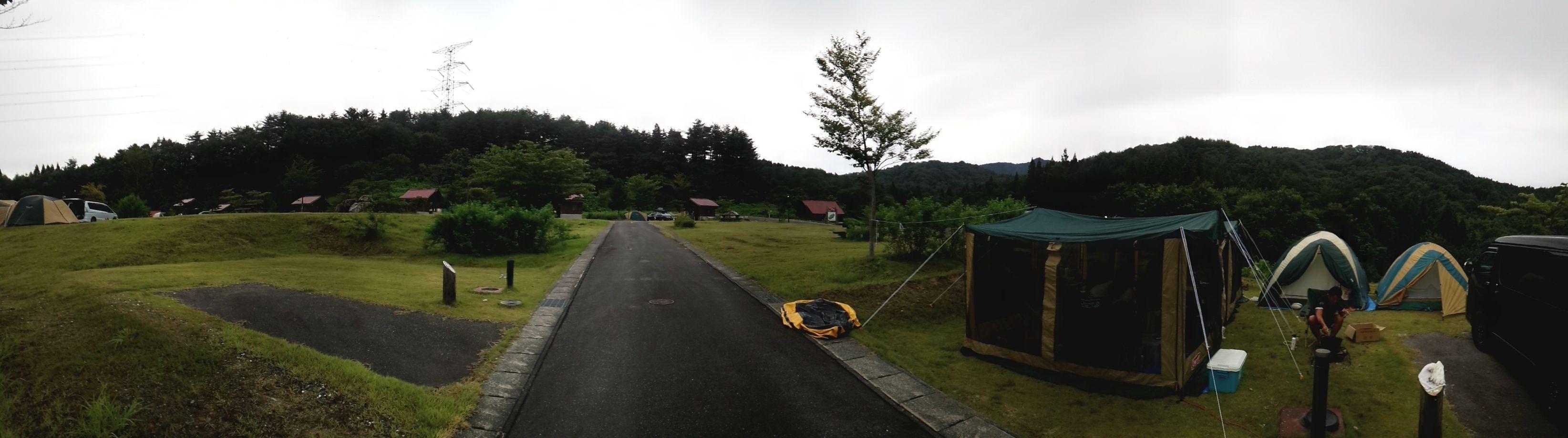 場 キャンプ 大石 オート