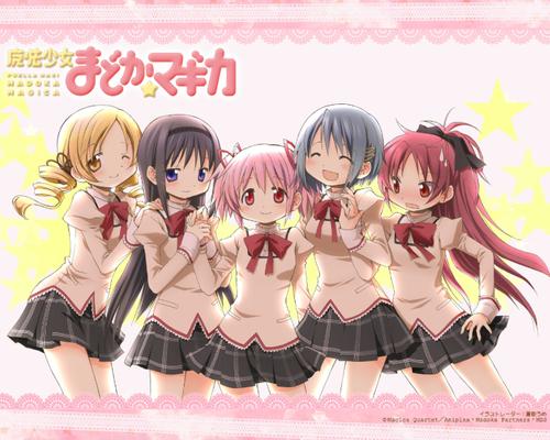 魔法少女まどか☆マギカは2010年台のアニメ