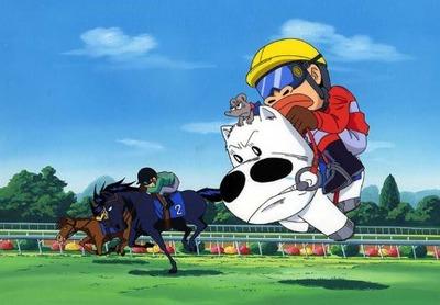 競馬に関連する画像