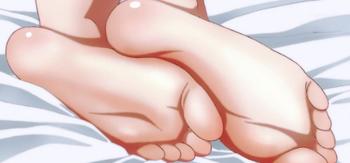 足の裏の匂いを嗅ぎたいキャラ