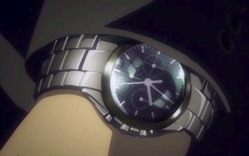 高級腕時計が復活