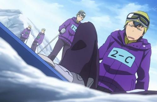 スキー・スノーボードの流行